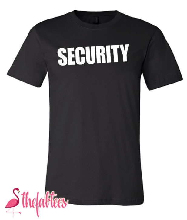 Black SECURITY Fabulous