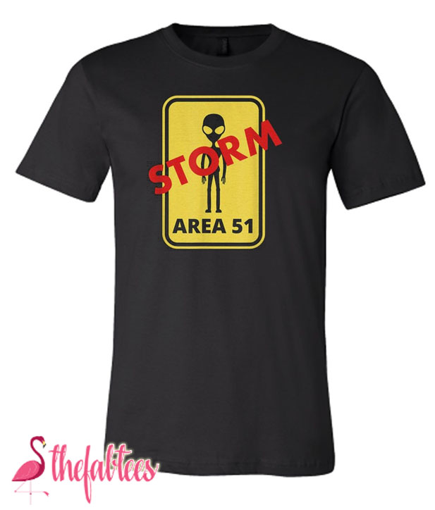 Storm Area 51 They Can't Stop All Of Us Fabulous