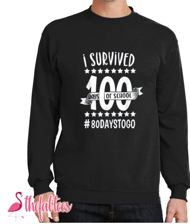 100 Days of School Fabulous Sweatshirt