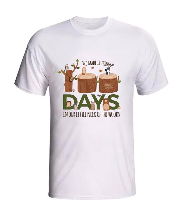 100 Days Smarter LT T Shirt
