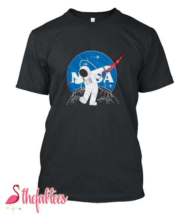 Nasa Astronaut Graphic Fabulous T Shirt