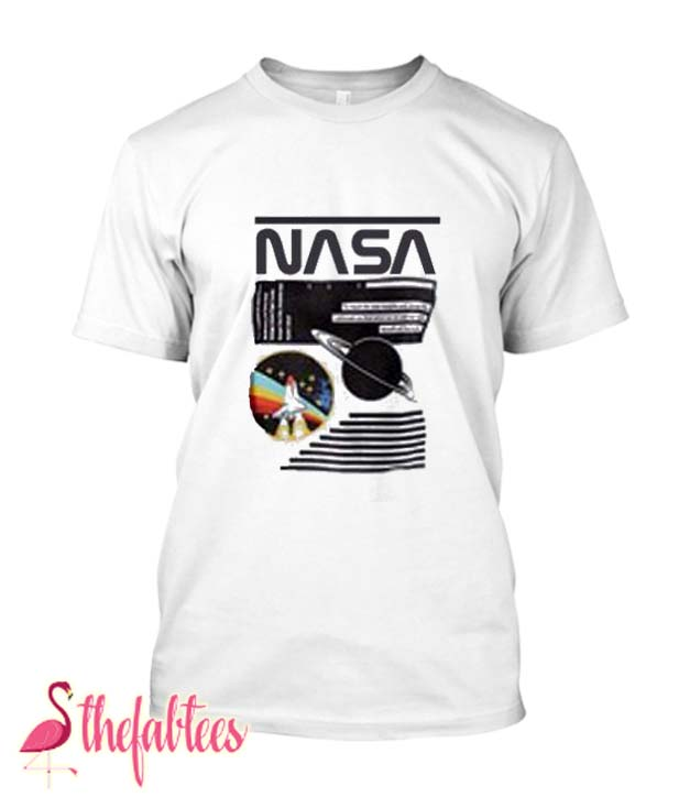 Nasa Graphic Fabulous T Shirt