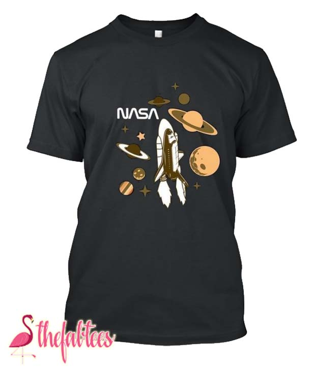 Nasa Planet Fabulous T Shirt
