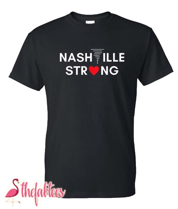 Nashville Strong Love Tornado Fabulous T Shirt