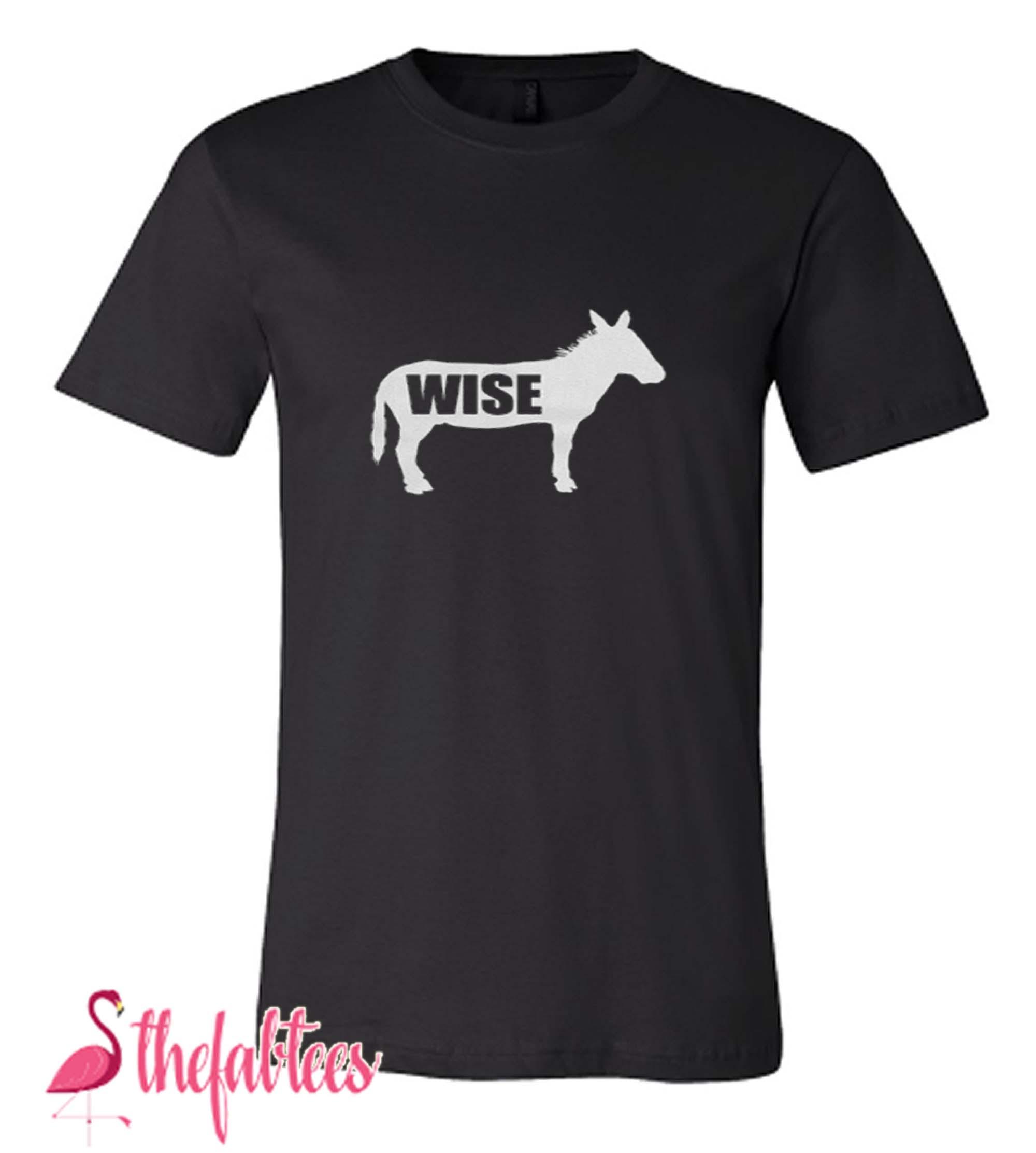 Wiseass Donkey Fabulous T Shirt