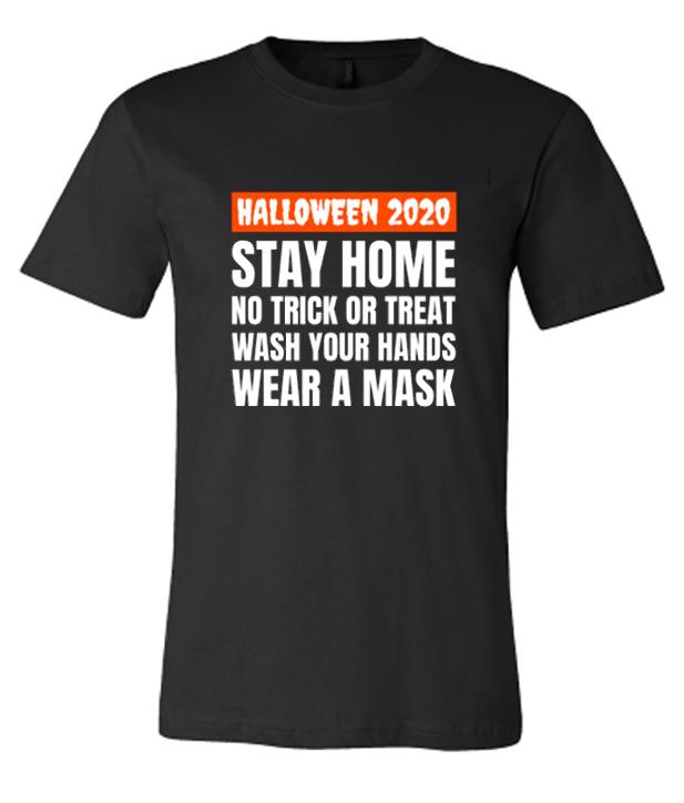 Happy Halloween 2020 Quarantine Halloween Funny Sayings Fabulous T-Shirt
